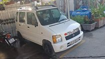 Bán Suzuki Wagon R sản xuất 2002, màu trắng số sàn, 105tr