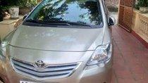 Bán Toyota Vios 1.5 MT 2013, màu vàng cát, chính chủ