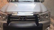 Bán Toyota Fortuner năm 2010, màu bạc, 518 triệu