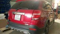 Bán ô tô Chevrolet Captiva 2016, màu đỏ đẹp như mới, 650 triệu