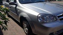 Bán Daewoo Lacetti sản xuất 2007, màu bạc, xe nhập