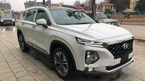 Bán xe Hyundai Santa Fe năm 2019, màu trắng, giá tốt