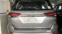Cần bán xe Toyota Fortuner đời 2018, màu bạc, xe nhập