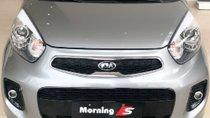 Bán ô tô Kia Morning 1.25L AT sản xuất 2019, màu xám giá cạnh tranh