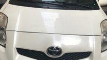 Bán ô tô Toyota Yaris AT sản xuất 2009, màu trắng, nhập khẩu nguyên chiếc giá cạnh tranh