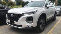 Bán ô tô Hyundai Santa Fe 2019, màu trắng