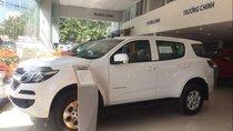 Bán ô tô Chevrolet Trailblazer sản xuất 2019, màu trắng, xe nhập