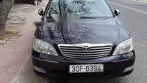 Cần bán lại xe Toyota Camry 3.0V năm sản xuất 2003, màu đen, giá chỉ 310 triệu