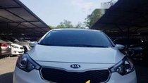 Bán gấp Kia Cerato 1.6AT năm 2014, màu trắng, nhập khẩu