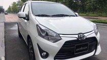 Bán Toyota Wigo AT đời 2019, màu trắng, nhập khẩu nguyên chiếc