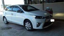 Bán Toyota Yaris G 1.5AT năm sản xuất 2016, màu trắng, nhập khẩu nguyên chiếc