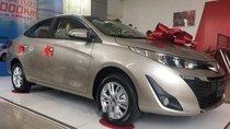 Bán ô tô Toyota Vios 1.5G CVT 2019, giá chỉ 586 triệu