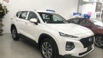 Bán ô tô Hyundai Santa Fe sản xuất 2019, màu trắng