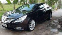 Cần bán gấp Hyundai Sonata sản xuất 2010, màu đen, nhập khẩu nguyên chiếc xe gia đình, giá chỉ 525 triệu