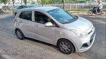 Cần bán Hyundai Grand i10 năm sản xuất 2016, màu bạc