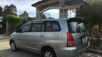 Bán ô tô Toyota Innova G sản xuất năm 2007, màu bạc, nhập khẩu