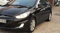 Bán Hyundai Accent năm 2011, màu đen, xe nhập