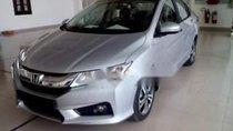 Cần bán gấp Honda City 1.5 AT 2016, màu bạc như mới