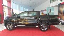 Bán xe Mitsubishi Triton năm sản xuất 2019, màu đen, nhập khẩu Thái, giá chỉ 818.5 triệu