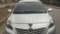 Cần bán gấp Toyota Vios 1.5 MT 2012, màu bạc chính chủ