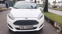 Cần bán lại xe Ford Fiesta 2014, màu trắng