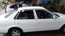 Cần bán lại xe Toyota Corolla sản xuất 2001, màu trắng xe gia đình giá cạnh tranh