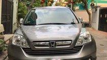 Cần bán gấp Honda CR V sản xuất 2009, màu xám