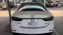 Cần bán gấp Mazda 6 2.0 Premium 2018, màu trắng chính chủ