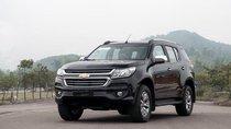 Bán Chevrolet Trailblazer giảm tiền mặt 30 triệu, vay 90%, nhận xe ngay đủ màu