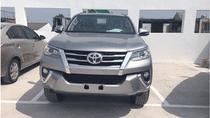 Bán Toyota Tân Cảng bán Fortuner 2.4G máy dầu, tự động, xe giao ngay, hỗ trợ vay 90%, trả trước 270tr - 0933000600