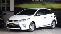 Bán ô tô Toyota Yaris 1.5AT đời 2016, màu trắng, xe nhập