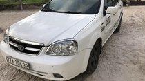Bán ô tô Daewoo Lacetti đời 2009, màu trắng, nhập khẩu nguyên chiếc, giá 180tr