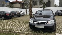 Bán ô tô Daewoo Lacetti sản xuất 2011, màu đen