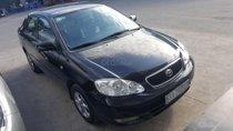 Cần bán gấp Toyota Corolla altis 1.8G MT năm sản xuất 2003, màu đen