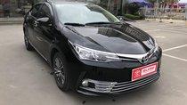 Cần bán Toyota Corolla Altis 1.8AT năm sản xuất 2018, màu đen, giá cạnh tranh