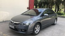 Cần bán xe Honda Civic 2.0AT đời 2009, màu xám, chính chủ dùng kỹ, không kinh doanh