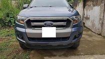 Bán xe Ford Ranger XLS 2.2L 4x2 MT đời 2016, màu xanh lam, nhập khẩu