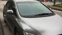 Bán Honda Civic 2.0 AT năm 2008, màu xám, xe đã đi 106000 km