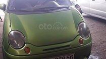 Bán gấp Daewoo Matiz SE 0.8 MT 2004, màu xanh lục, chính chủ