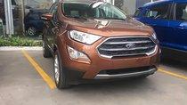 Bán xe Ford EcoSport Trend 1.5L AT đời 2019, màu nâu, giá cạnh tranh