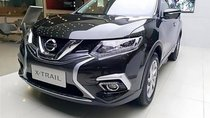 Bán xe Nissan X trail V Series 2.5 SV Luxury 4WD sản xuất 2019, màu đen, giá tốt
