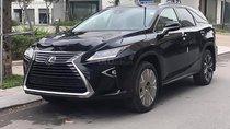 Bán xe Lexus RX 350 đời 2018, màu đen, nhập khẩu