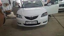 Cần bán Mazda 3 1.6 MT năm sản xuất 2005, màu trắng, chính chủ