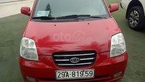 Cần bán gấp Kia Morning LX 1.0 AT sản xuất 2005, màu đỏ, nhập khẩu chính chủ, giá chỉ 165 triệu