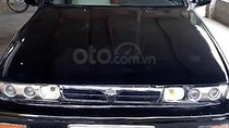 Bán Nissan Cefiro 2.0 MT năm 1992, màu đen, xe nhập