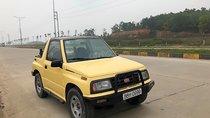 Cần bán Chevrolet Tracker sản xuất 1993, màu vàng, nhập khẩu