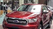 Bán Ford Ranger 2018, màu đỏ, xe nhập, 734tr