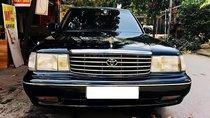 Bán lại xe Toyota Crown GL 1995, màu đen, nhập khẩu, số tự động