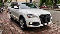 Bán Audi Q5 năm sản xuất 2016, màu trắng, xe nhập khẩu