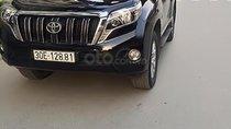 Bán xe Toyota Prado đời 2015, màu đen, xe nhập